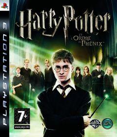 Jaquette de Harry Potter et l'Ordre du Phénix PlayStation 3