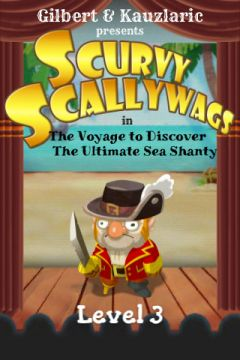 Jaquette de Scurvy Scallywags iPhone, iPod Touch