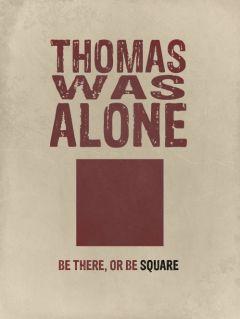 Jaquette de Thomas Was Alone PlayStation 3