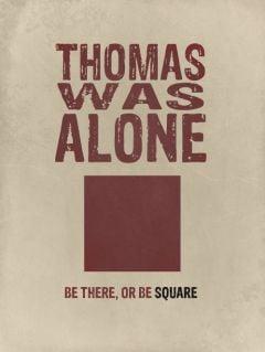 Jaquette de Thomas Was Alone PS Vita