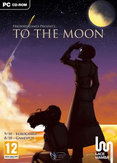 Jaquette de To the Moon PC