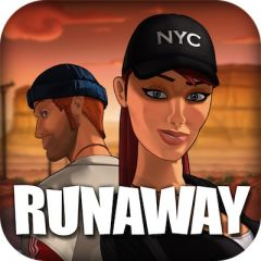 Jaquette de Runaway : A Twist of Fate iPad