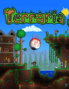 Jaquette de Terraria PS Vita
