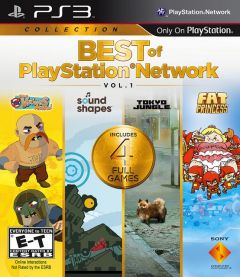 Jaquette de Best of Playstation Network Vol. 1 PlayStation 3