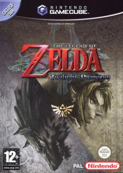 Jaquette de The Legend of Zelda : Twilight Princess GameCube