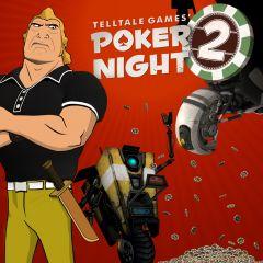 Jaquette de Poker Night 2 PlayStation 3