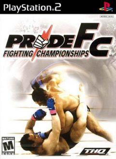 Jaquette de Pride Fighting Championships PlayStation 2