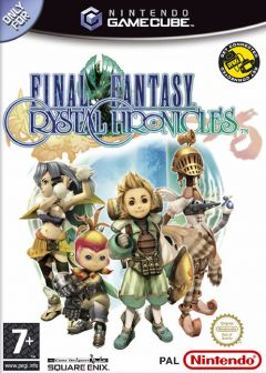 Jaquette de Final Fantasy Crystal Chronicles GameCube