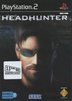 Jaquette de Headhunter PlayStation 2