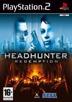 Jaquette de Headhunter : Redemption PlayStation 2