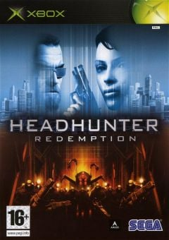 Jaquette de Headhunter : Redemption Xbox