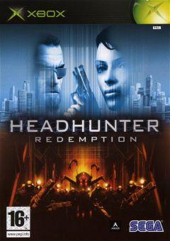 Jaquette de Headhunter : Redemption Xbox