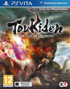 Jaquette de Toukiden PS Vita