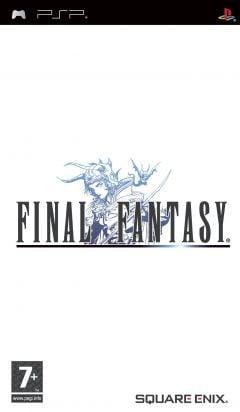 Jaquette de Final Fantasy : Anniversary Edition PSP