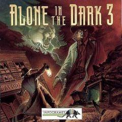 Jaquette de Alone in the Dark 3 Mac