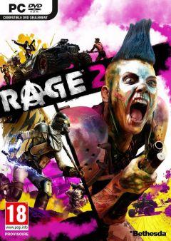 Jaquette de RAGE 2 PC