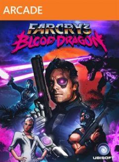 Jaquette de Far Cry 3 Blood Dragon Xbox 360