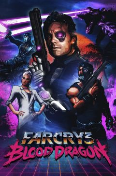 Jaquette de Far Cry 3 Blood Dragon PlayStation 3