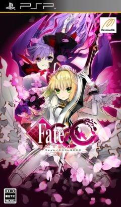 Jaquette de Fate/Extra CCC PSP