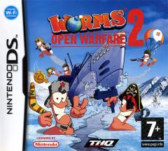 Jaquette de Worms : Open Warfare 2 DS