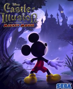 Jaquette de Castle of Illusion starring Mickey Mouse PlayStation 3