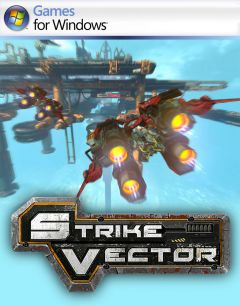 Jaquette de Strike Vector PC