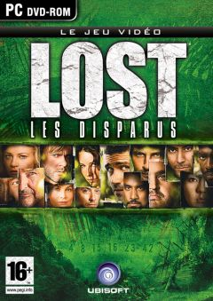 Jaquette de Lost : Les Disparus PC