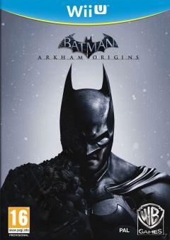 Jaquette de Batman : Arkham Origins Wii U
