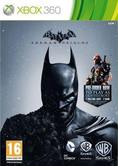 Jaquette de Batman : Arkham Origins Xbox 360