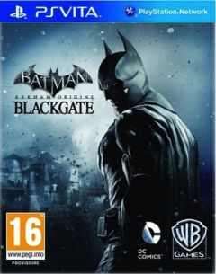 Jaquette de Batman : Arkham Origins Blackgate PS Vita