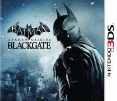 Jaquette de Batman : Arkham Origins Blackgate Nintendo 3DS