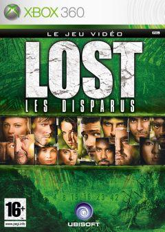Jaquette de Lost : Les Disparus Xbox 360