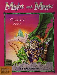 Jaquette de Might & Magic IV : Clouds of Xeen PC
