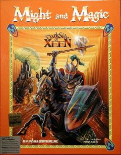 Jaquette de Might & Magic V : Darkside of Xeen PC