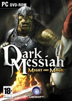 Jaquette de Dark Messiah of Might and Magic PC