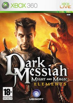 Jaquette de Dark Messiah of Might and Magic Xbox 360
