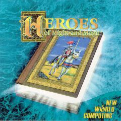 Jaquette de Heroes of Might & Magic PC