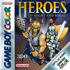 Jaquette de Heroes of Might & Magic Game Boy