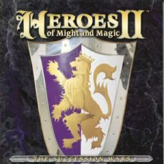 Jaquette de Heroes of Might and Magic II : The Succession Wars PC