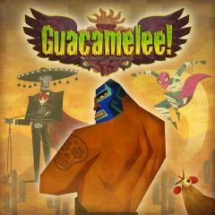 Jaquette de Guacamelee! PlayStation 3