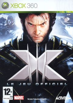 Jaquette de X-Men : Le Jeu Officiel Xbox 360