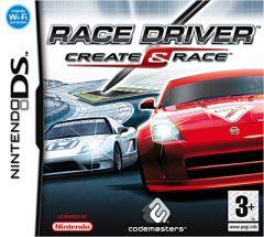 Jaquette de Race Driver : Create & Race DS