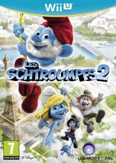 Jaquette de Les Schtroumpfs 2 : Le jeu vidéo Wii U