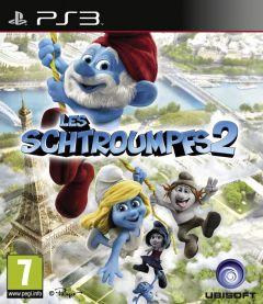 Jaquette de Les Schtroumpfs 2 : Le jeu vidéo PlayStation 3
