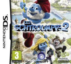 Jaquette de Les Schtroumpfs 2 : Le jeu vidéo DS
