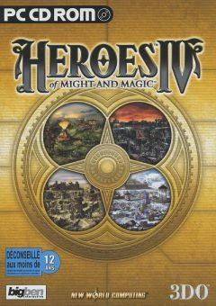 Jaquette de Heroes of Might and Magic IV PC
