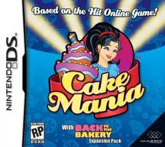 Jaquette de Cake Mania DS