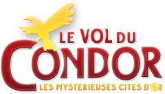 Jaquette de Les Mystérieuses Cités d'Or : Le Vol du Condor iPad