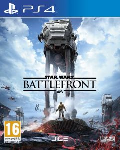 Jaquette de Star Wars Battlefront PS4