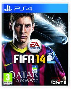 Jaquette de FIFA 14 PS4